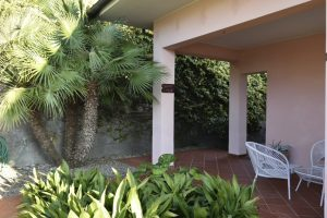 Accesso alloggi Limone e Ulivo